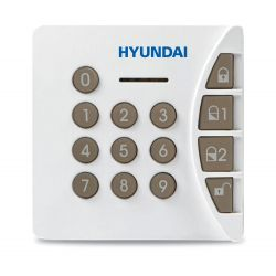Hyundai HYU-71 Keyboard via radio