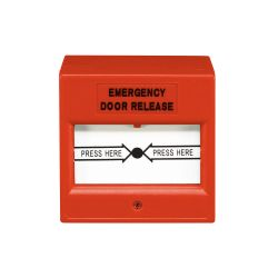 CONAC-706 Resettable red fire button suitable for…