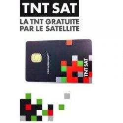 Tarjeta TNT Sat canales Franceses por Astra 19º suscripcion de 4 años