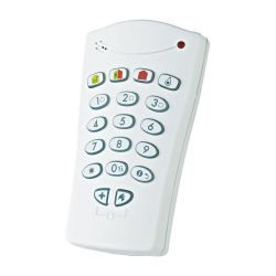 Visonic KP-140PG2 Portable two-way radio keyboard PowerG
