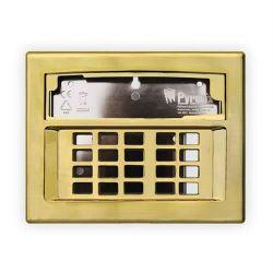Pyronix Hikvision LCD-CASING/GOLD Carcasa dorada para…