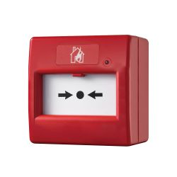 AH-0817 Resettable Manual Call Point (red color)