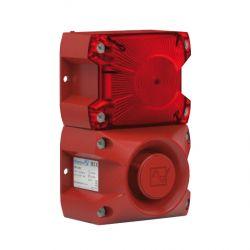 Notifier by Honeywell PAX1-05 Sirena y luz de flash combinados