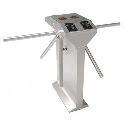 ZKTeco TS-TS1211 Double bidirectional tripod turnstile with arm…