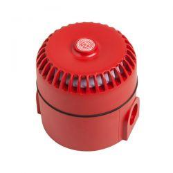 Cofem SIR24BZA Sirena de alarma bitonal de interior y exterior…