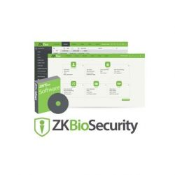 ZKTeco ZKBiosecurity10Puertas Advanced all-in-one biometric…