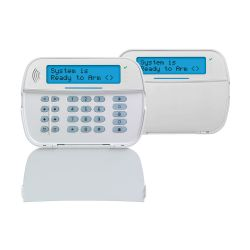 DSC HS2LCDPROE1 PowerSeries Pro wired alphanumeric LCD keypad