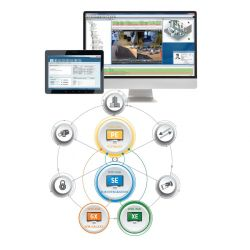 Honeywell WPP48G Software de administración de usuarios WIN-PAK…