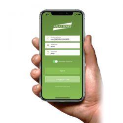 ZKTeco ACC-ATLAS-APP-P5 Licence ZKTeco Mobile APP pour 5…