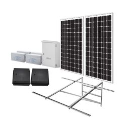 Dahua DAHUA-1373N Dahua solar kit consisting of: