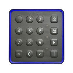 Honeywell LU4716BHONA Lector luminAXS MifareD OSDP con teclado…