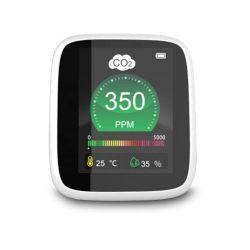 ZKTeco AQD-Mini-C ZKTeco desktop CO2 detector for air quality…