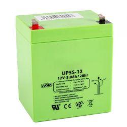 Queen Alarm SS_12V4.2AH 12V / 5 Amp battery