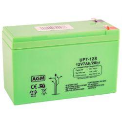 Queen Alarm SS_12V7.2AH 12V / 7 Amp battery