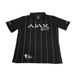 AJ-TSHIRT-L-IT - Ajax, Camiseta talla L, Edición especial Andriy…