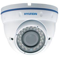 "Hyundai HYU-37 IP dome camera with PoE 1 MP. 1/4"" CMOS sensor"