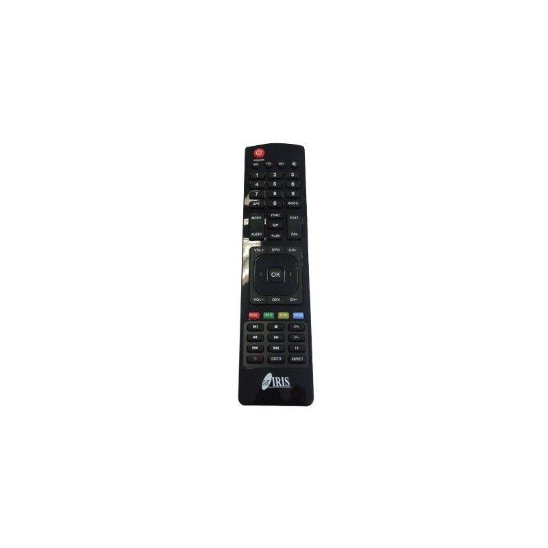 Mando a distancia original para el IRIS 9700 HD y IRIS 9700 COMBO HD