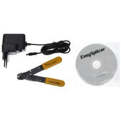 Fusionadora de fibra óptica EasySplicer