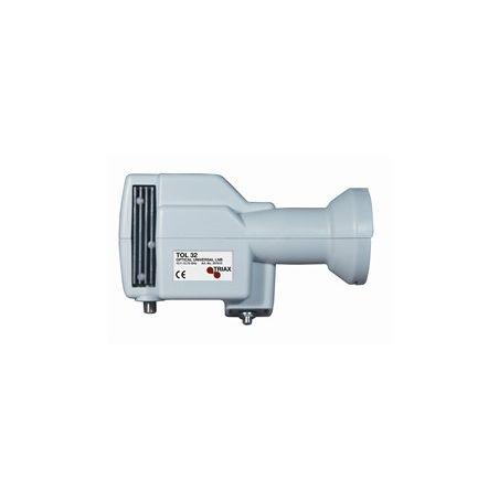 Triax 0.3 dB 1 salida Fibra LNB universal