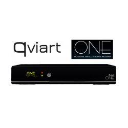 Recepteur Qviart ONE DVB-S2 Satelite + IPTV WIFI DDR3