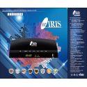 Récepteur satellite Iris 9900 HD 03. 1080p. Wifi. Double protocole. PVR