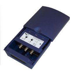 Amplificador de Mastil TDT Triax MFA 2640 LTE 40 dB Alta ganancia/bajo ruido