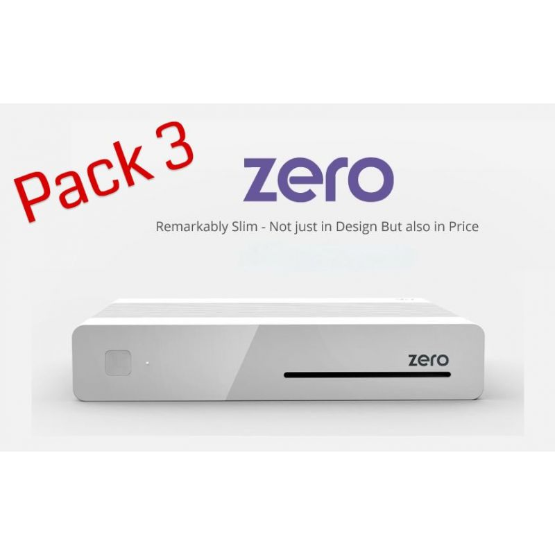 Vu+ ZERO Receptor de Satelite DVB-S2  Blanco Envio gratis