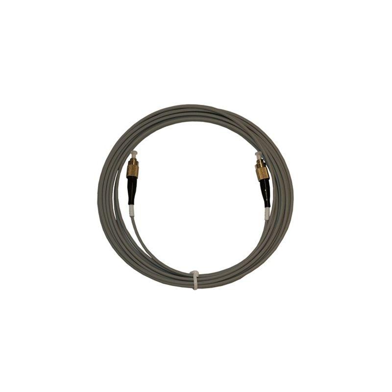Triax cable fibra optica acero blindado LSZH 5 mt