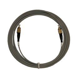 Triax cable fibra optica acero blindado LSZH 20 mt