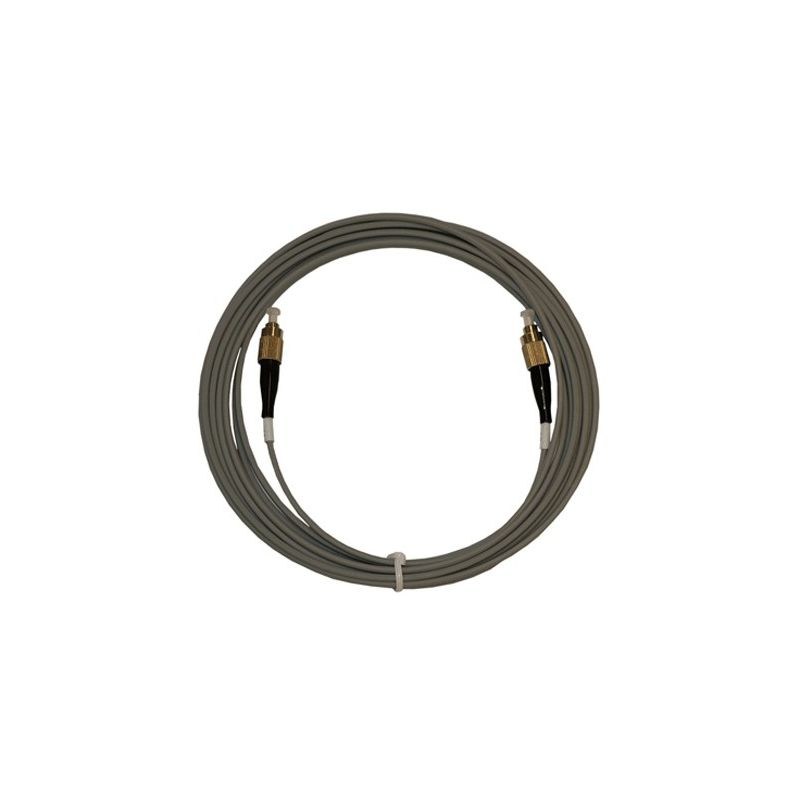 Triax cable fibra optica acero blindado LSZH 30 mt