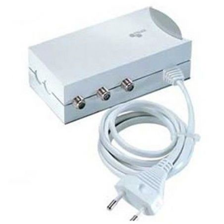 Amplificador Interior SAT/TDT/CABLE Triax IFS 240 25 dB 2 salidas