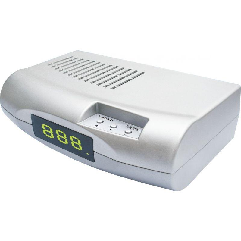 Posicionador VBOX-II para todo tipo de actuadores admite diseqc