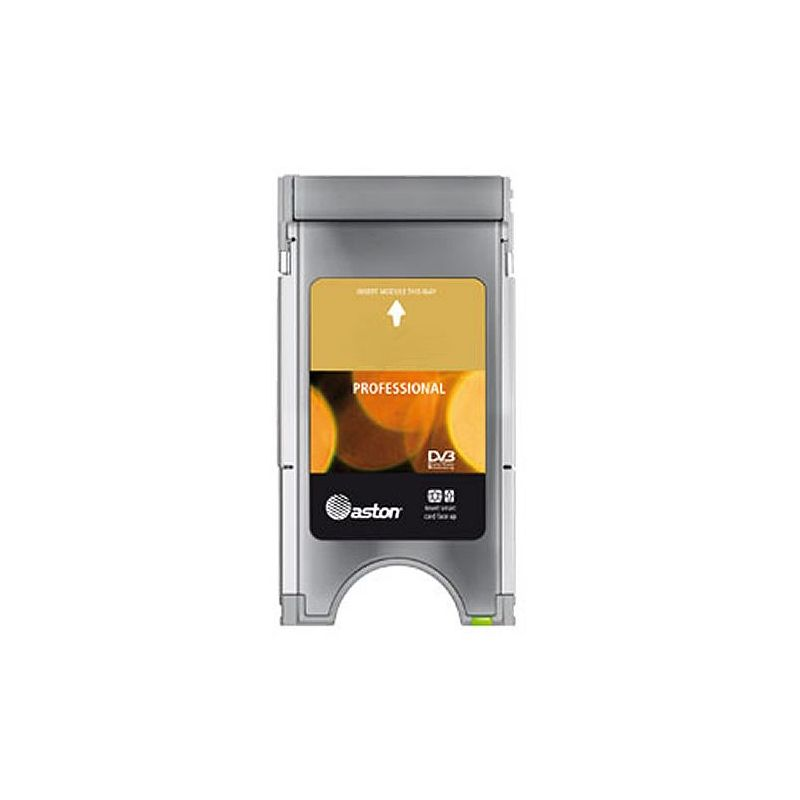CAM PCMCIA Profesional Biss. 2 Canales/10 Pids