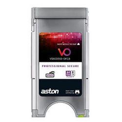 Aston Viacces secure professional CAM PCMCIA 8 Channel/64 Pids