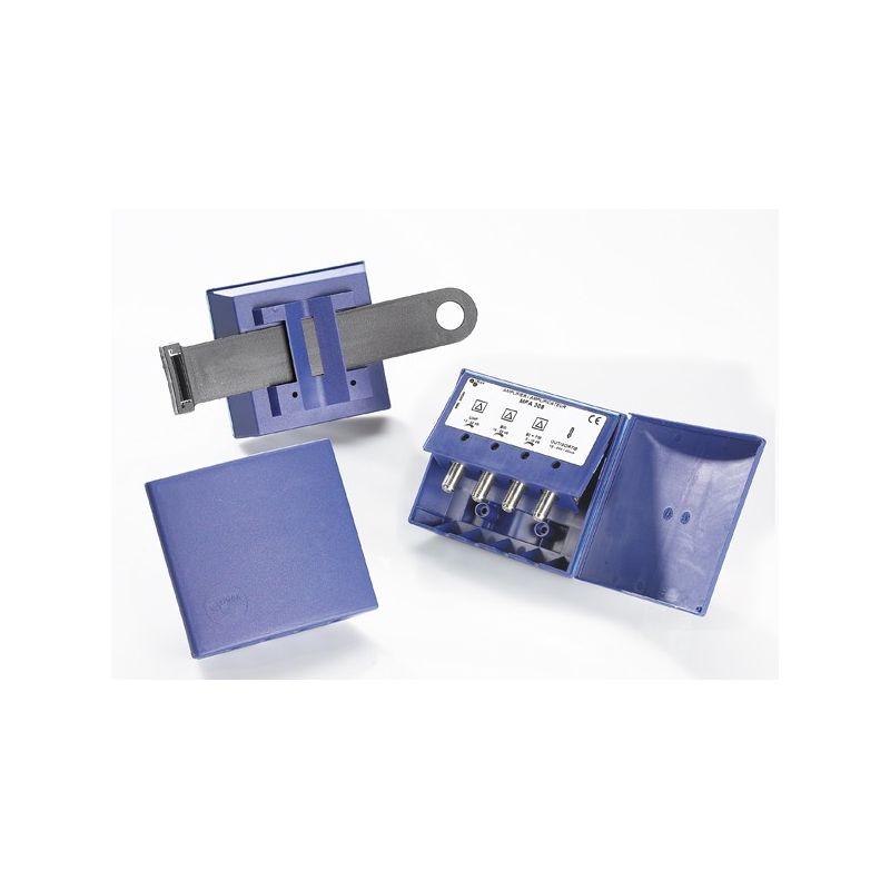 Amplificador de Mastil TDT Triax MFA 2640 40 dB Alta ganancia/bajo ruido