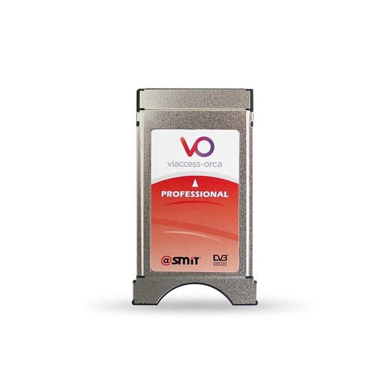 CAM PCMCIA Profesional SMiT PRO Viacces. 1 Canal