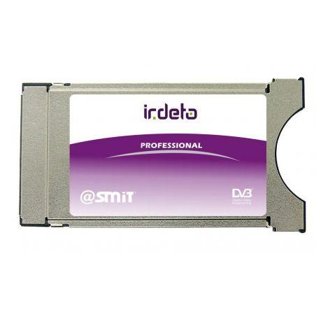 CAM PCMCIA Profesional SMiT PRO Irdeto. 1 Canal