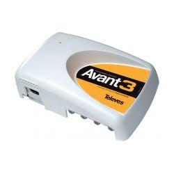 Central Amplificadora Televes Programabe AVANT3 MATV