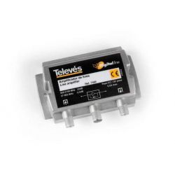 Amplificateur de ligne 1e / 1s UHF / FI