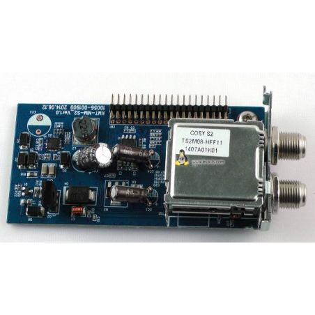 Tuner DVB-S2 para receptor Formuler F1
