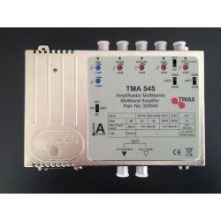 Central 5 entradas/1 salida SAT Triax 45 dB TMA 545