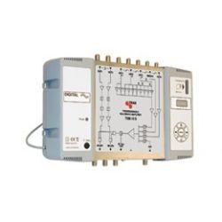 Central Programable 5 entradas/1 salidas Triax 55 dB 6 filtros TMB10A
