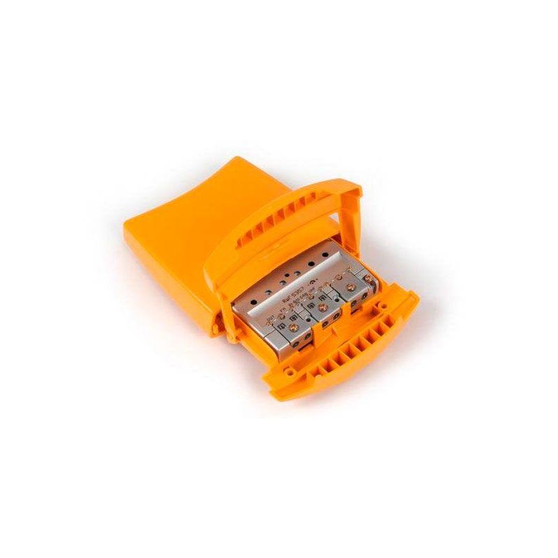 Amplificador Mastro B.L. 3e/1s FM-BIII/DAB-UHF LTE Televes