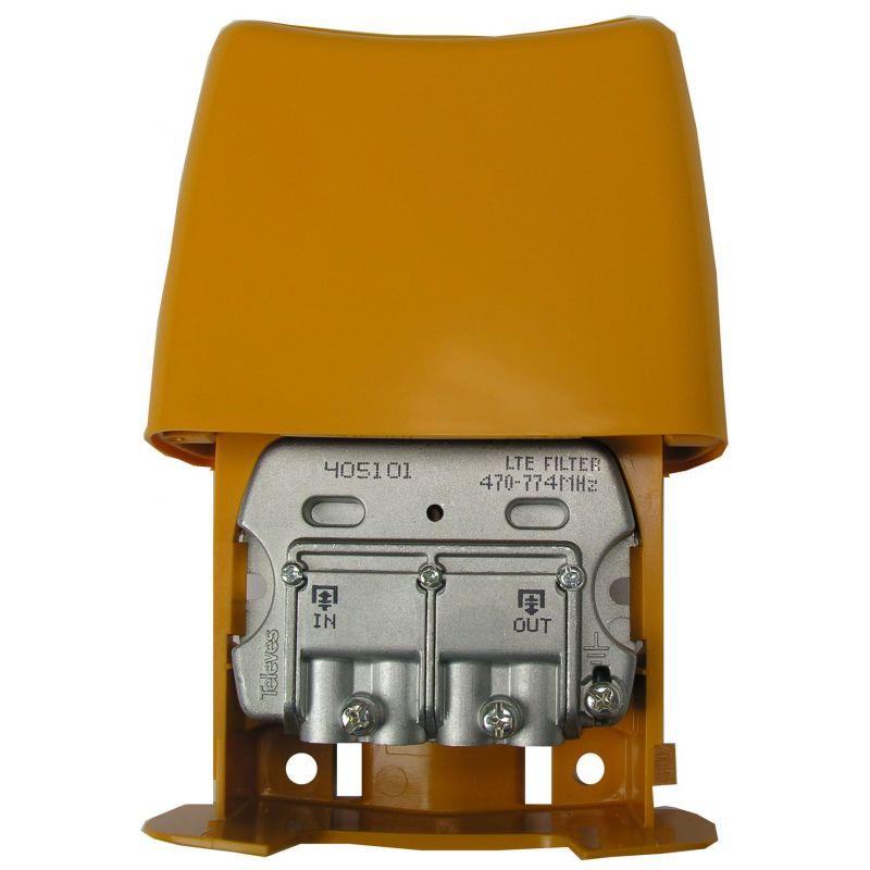 Filtre LTE 470...774MHz (C21-58), boitier extérieur Televes