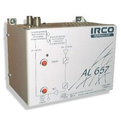 Central SAT Cabecera 1 entradas/1 salidas Irco mezcla terrestre 42 dB