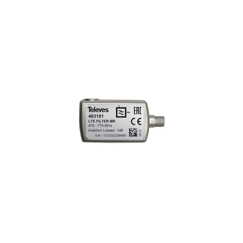 470...774MHz LTE Filter (C21-58) Televes