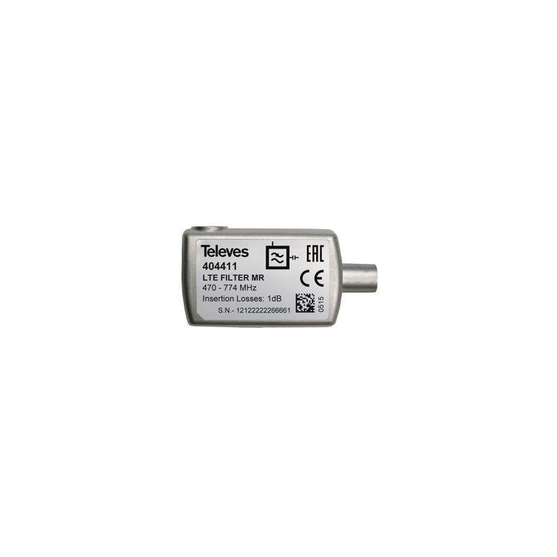 Filtre LTE F 470...774 MHz (C21-58) CEI Televes