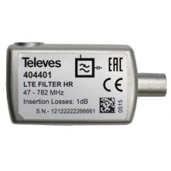 Filter LTE F 470...782 MHz (C21-59) CEI Televes