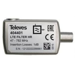 Filtre LTE F 470...782 MHz (C21-59) CEI Televes