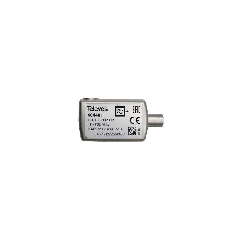 Filtro LTE F 470...782 MHz (C21-59) CEI Televes
